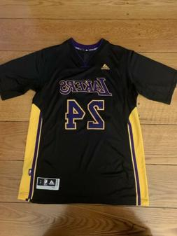 100% Authentic Kobe Bryant Lakers Adidas Hollywood Nights Sw