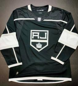 Adidas Jersey Hockey NHL LA Kings Authentic Home Men's Size